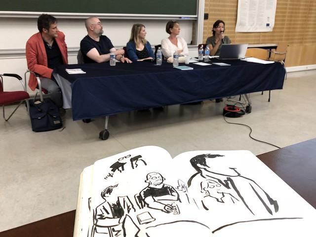 RDVBD d'Amiens - Salons et rémunération des auteurs