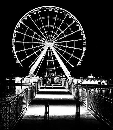 Vieux-Port de Montréal Ferris Wheel