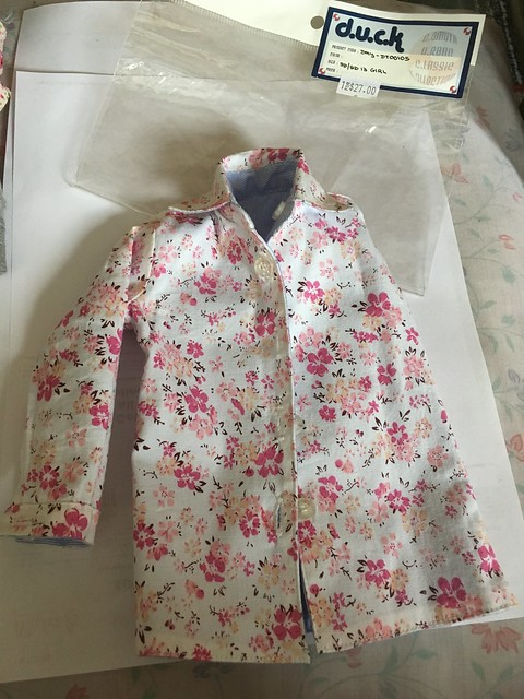 Wonderful reversable blouse - SD girl (Lishe sized) 25 B