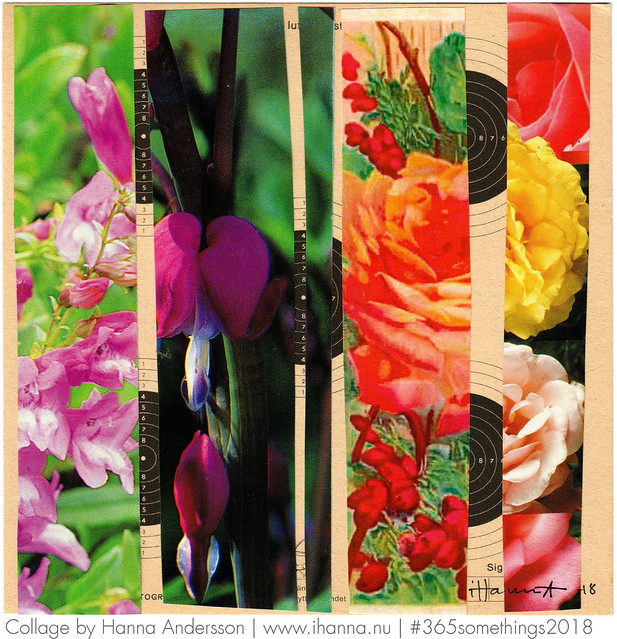 Garden Patchwork 2 - Collage no 98