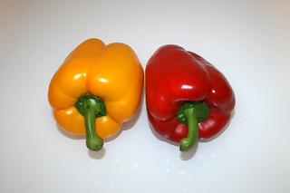 15 - Zutat Paprika / Ingredient bell pepper