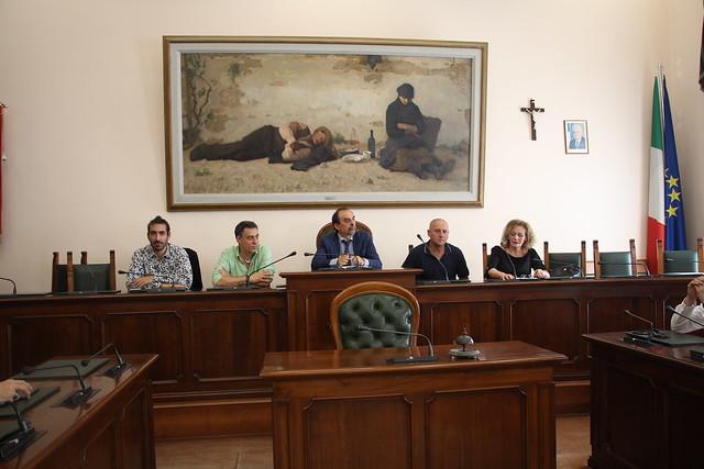01-06-2018 SOCIETÀ DANTE ALIGHIERI E LICEO SCIENTIFICO - GROSSETO