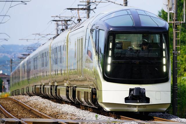 TRAIN SUITE 四季島@上越線