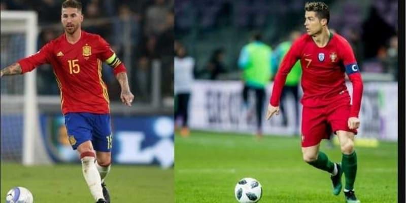Portugal Sangat Berambisi Untuk Bantai Spanyol di Piala Dunia 2018