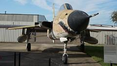 Republic F-105F-1-RE Thunderchief in Addison
