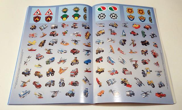LEGO® City. 1001 naklejek. Supermaszyny (7)