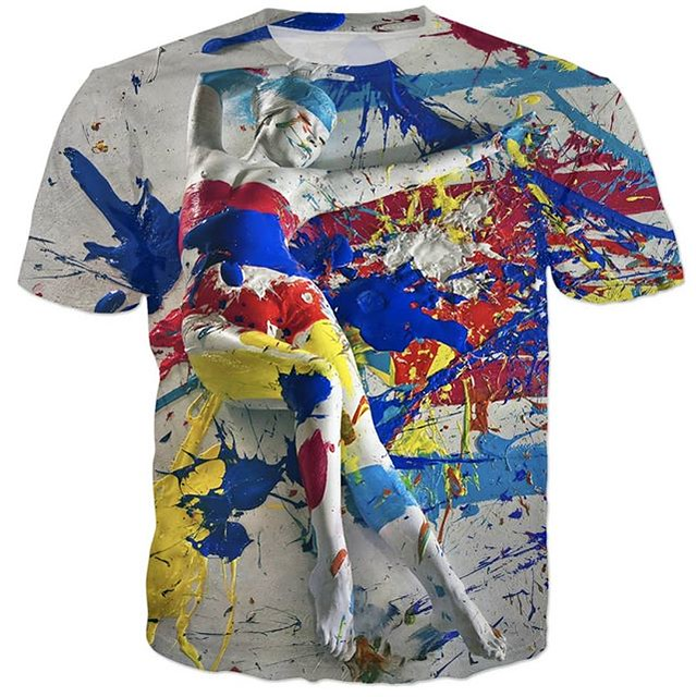 Now available on t-shirts and clothes: https://bit.ly/2IOQ5Ne #painting #asbtract #tshirts #clothes #abstrait #peinture #benheineart #art #fleshandacrylic @rageonofficial