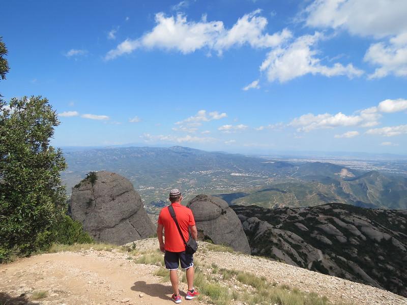 Escaladores en montañas de MontserratMiranda de Sant AntoniIMG_2663