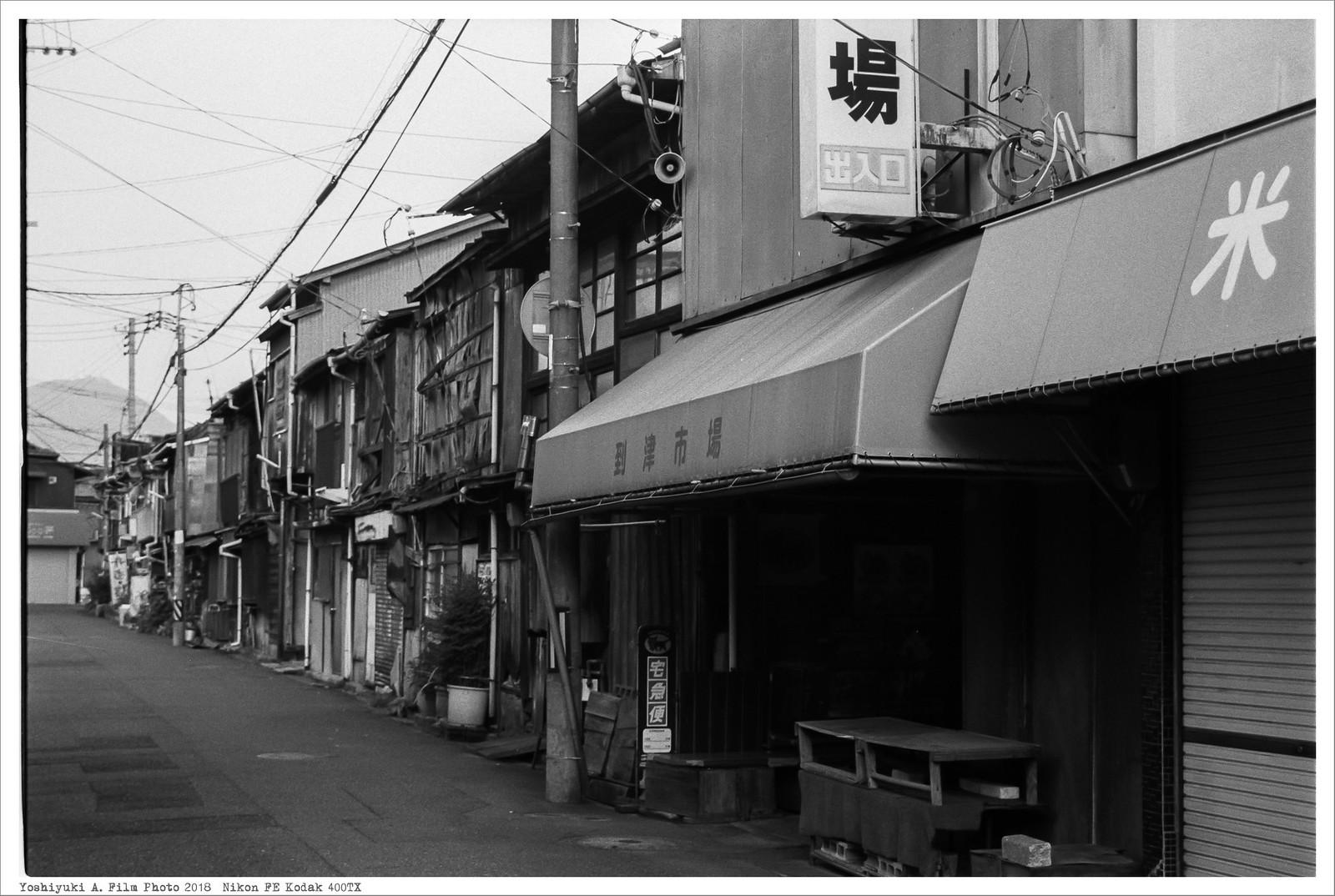 北九州市小倉 到津市場 Nikon_FE_Kodak_400TX__51