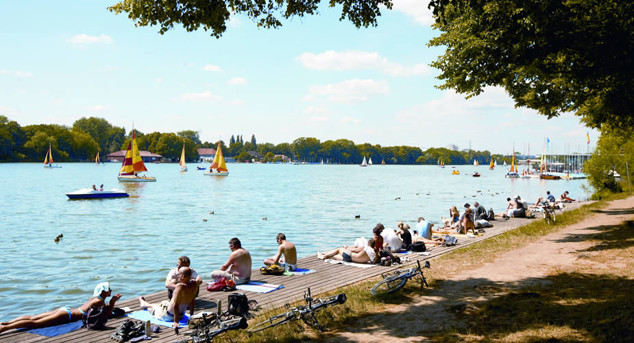 Een perfecte dag in Hannover: Maschsee | Mooistestedentrips.nl