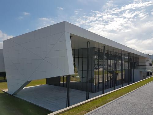 Inauguração da Biblioteca José Mariano Gago
