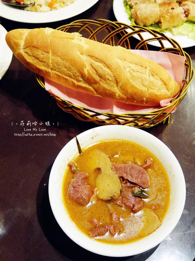 台北公館站美食推薦翠薪越南餐廳 (18)