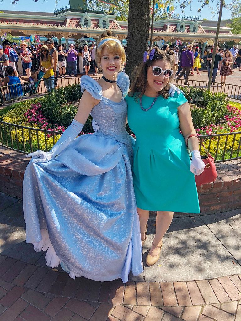 Cinderella and I