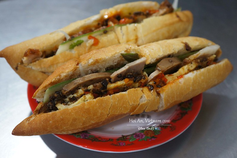 Things to Eat in Hoi An - Banh Mi Queen 02