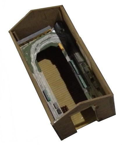 Model model railway