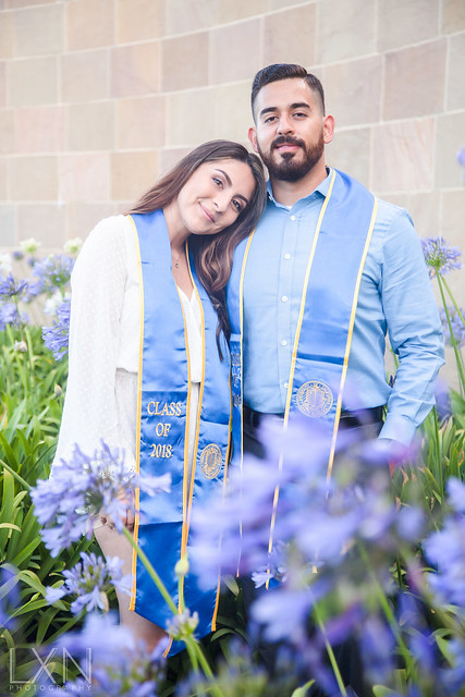 Catalina and Miguel Grad, Canon EOS 5D MARK II, Canon EF 24-105mm f/4L IS