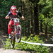84 MIJ Downhill event at Cannop Cycle Centre. Pedalabikeaway, Forest of Dean Gloucestershire.