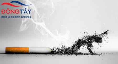 Hút thuốc lá không phải thú vui, hút thuốc khiến cuộc sống của bạn bị rút ngắn