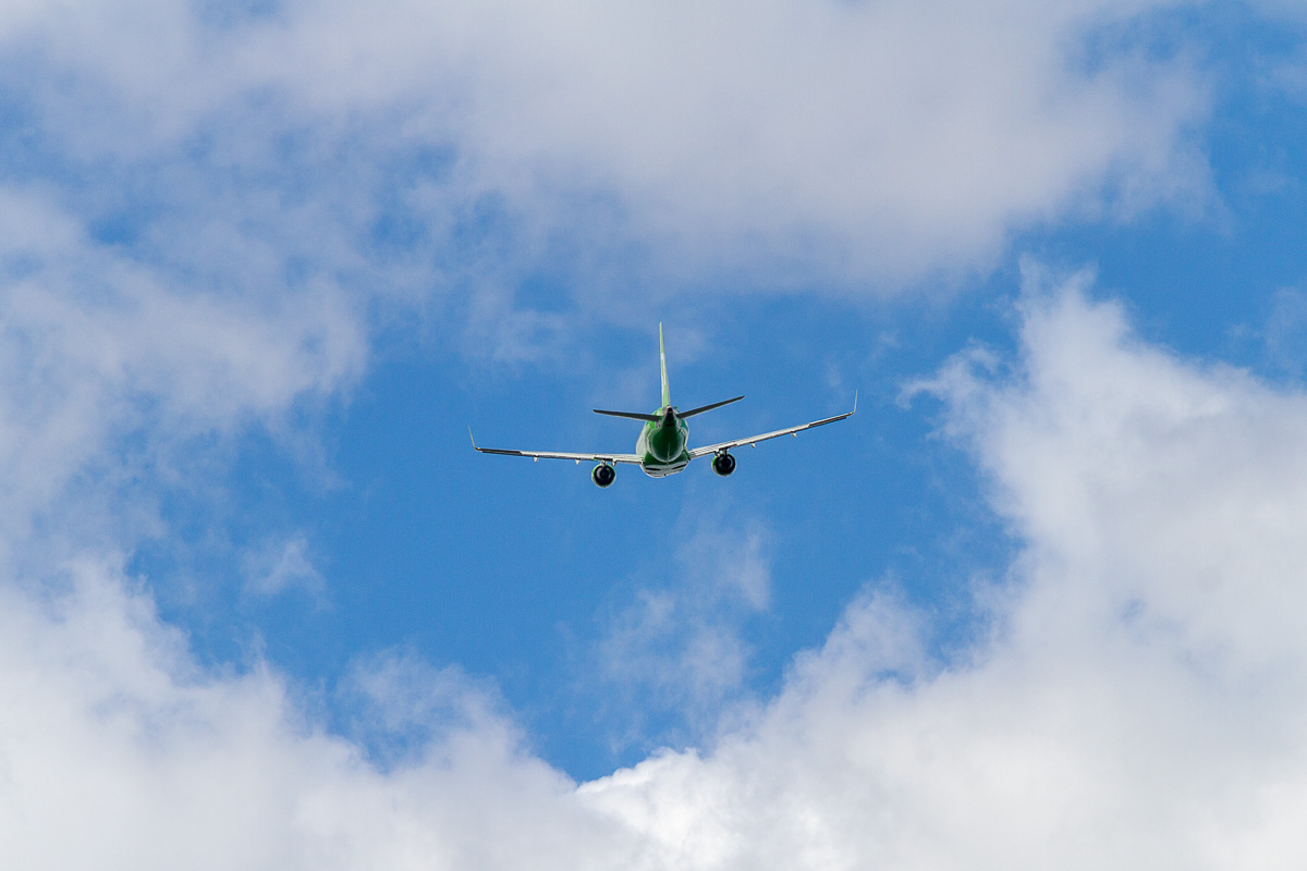 S7 Airlines первый рейс в Саратов фото 17
