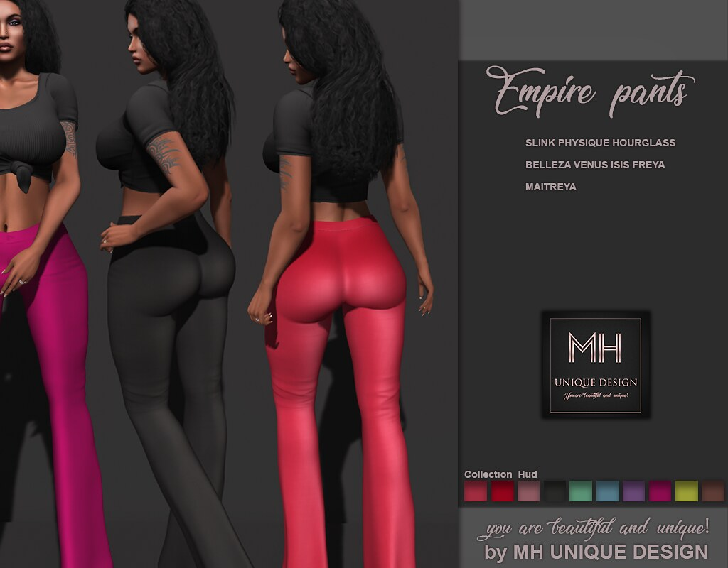 MH-Empire Pants Collection - TeleportHub.com Live!