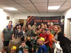 Etoile Lavalloise FC v ESI