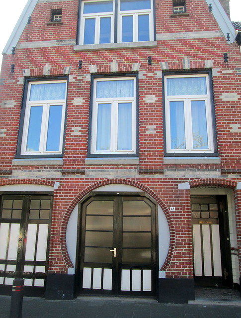 Decorative Brickwork, Sneek, The Netherlands