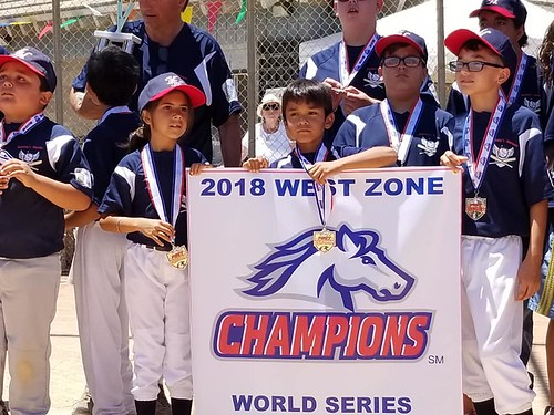 West Zone Champions League World Series 2018