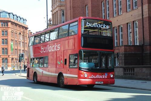 Bullocks LJ03MKD *In Explore*