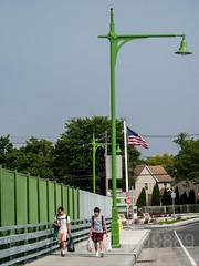 New City Island Bridge over Eastchester Bay, Rodman's Neck - City Island, Bronx, New York City