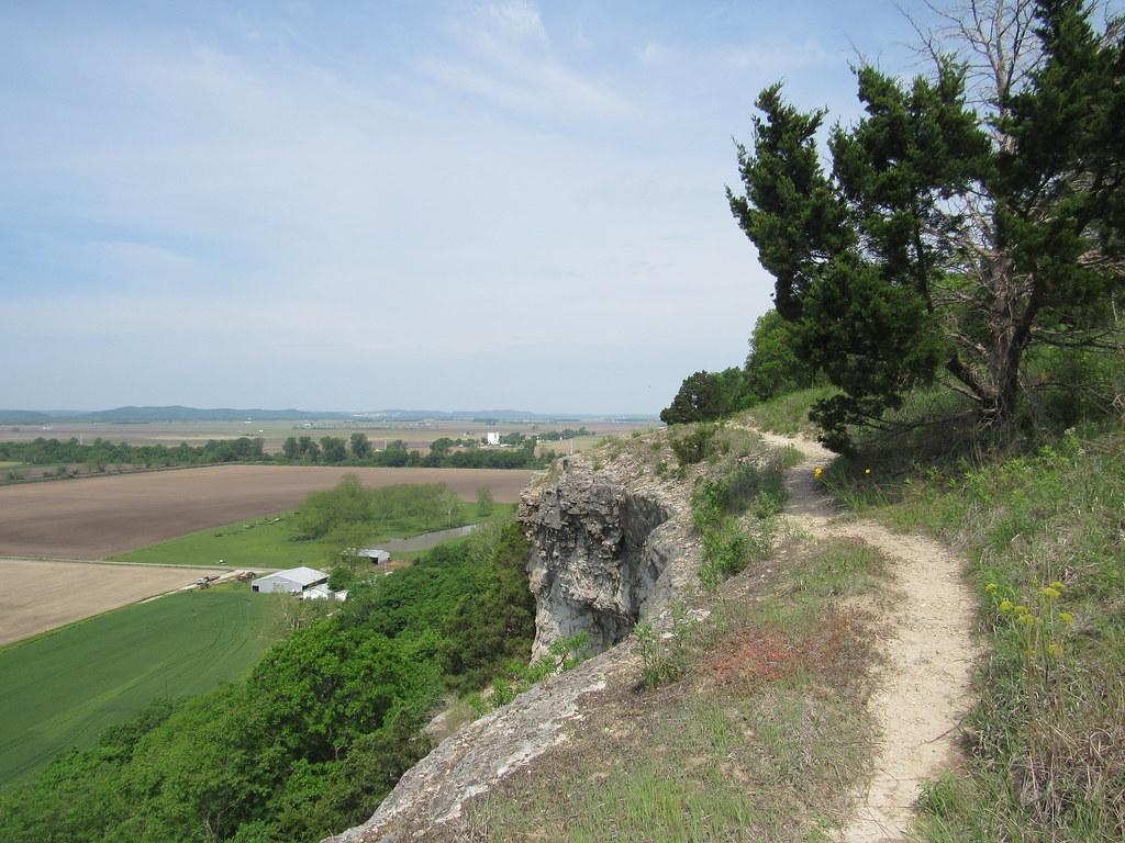Fults Hill Prairie, NW