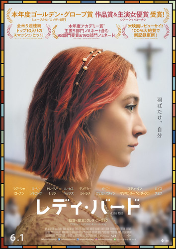 映画『レディ・バード』 ©2017 InterActiveCorp Films, LLC./Merie Wallace, courtesy of A24