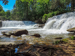 French Broad & Mill Shoals Falls_2018