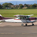 G-BOWO Cessna R182 Skylane RG, Gloucestershire Airport, Staverton, Gloucestershire
