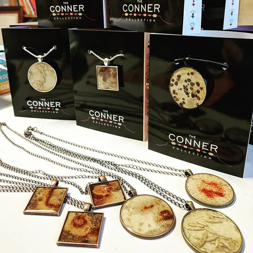 The Conner Collection Paper Jewelry by Amee Porter