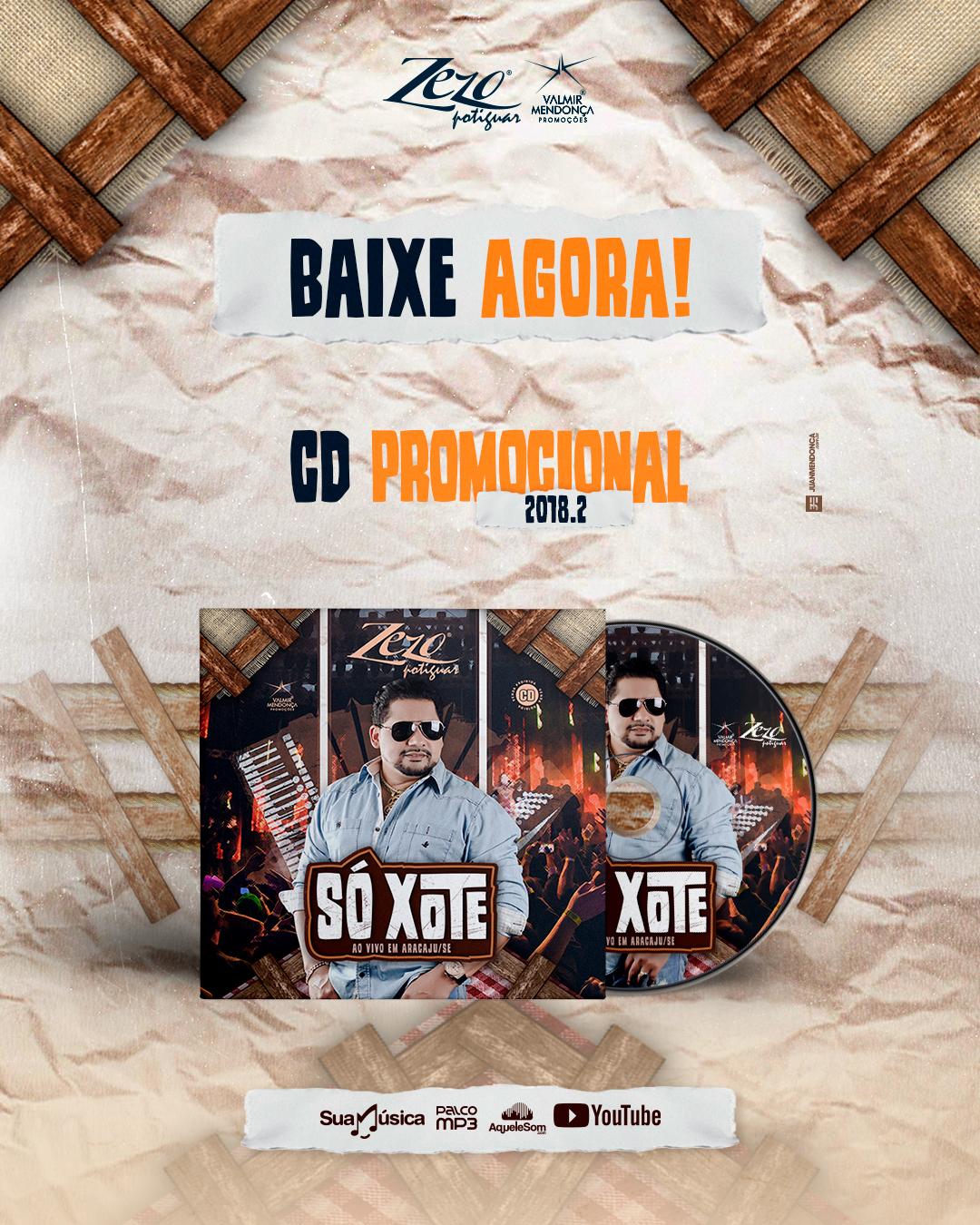 Baixe Agora - CD #SóXote - ZEZO
