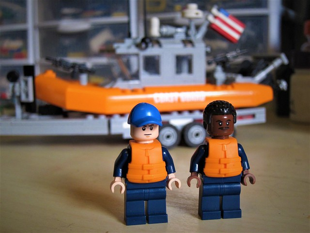 Coast Guard Personnel, Canon POWERSHOT S90