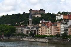 Lyon, an der Saône, Eglise Saint Georges