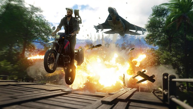 Just Cause 4 #E3 2018 Screens