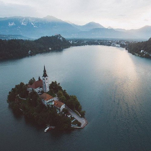 Landscape Drone Photography : Stunning Drone Photography by Ryan Sheppeck #inspiration #photography
