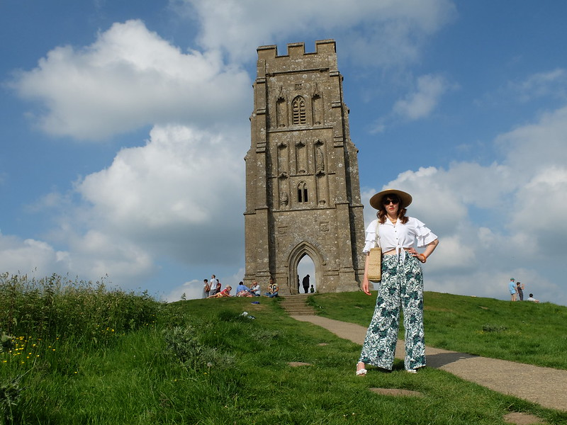 Glastonbury Tor @porcelinasworld