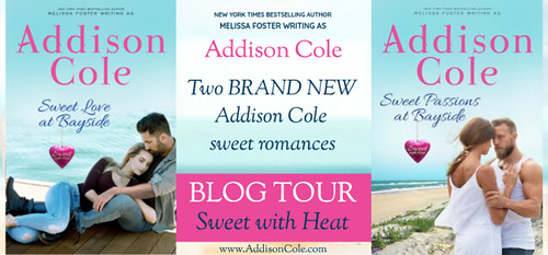📖Novel of the Week: Sweet Love at Bayside (Sweet with Heat: Bayside Summers) by Addison Cole
