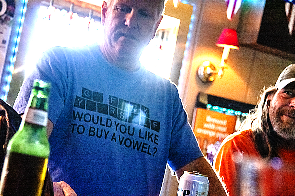 WOULD YOU LIKE TO BUY A VOWEL--South Philly 2