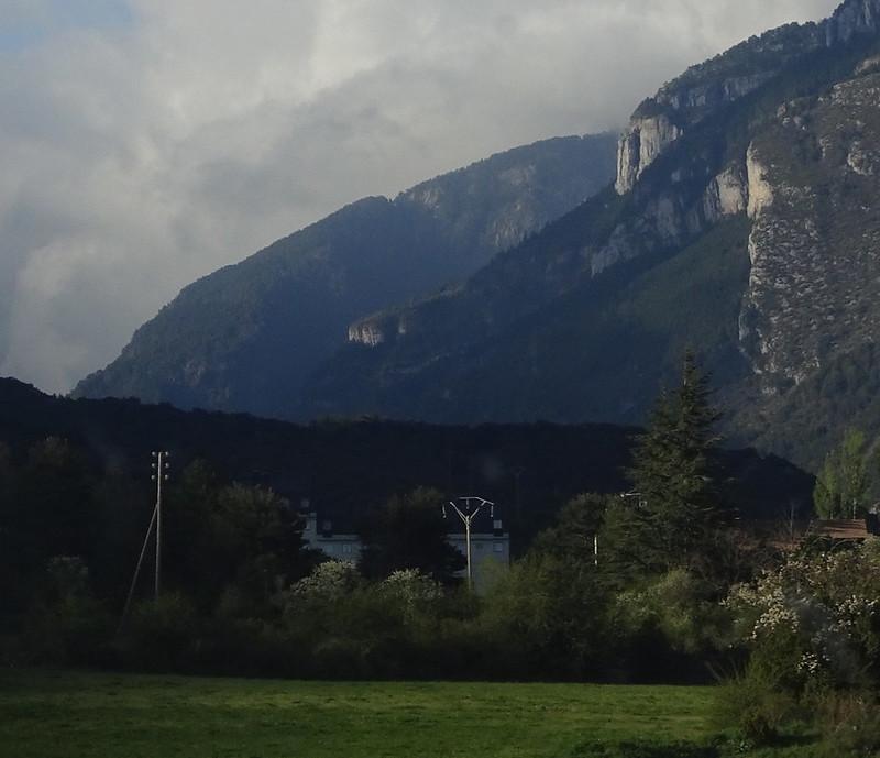 Pasando a Francia por Somport