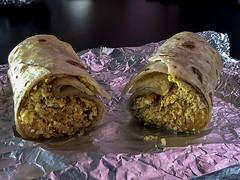 Machaca Super Burrito