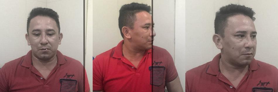Falso advogado é preso em Santarém; ele também se passava por policial, Falso advogado - Eurivan Vieira de Sousa