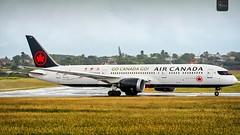Air Canada | C-FRTG | Boeing 787-9 | BGI