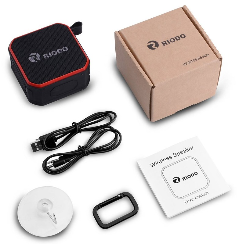 Riodo Bluetoothスピーカー (9)