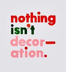Nothing... by Studio Sarah Lou