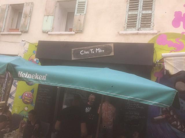 Chez Ta Mère by Pirlouiiiit 26052018