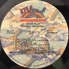 DOUBLE EXPOSURE:FOUR PLAY(LABEL SIDE-A)